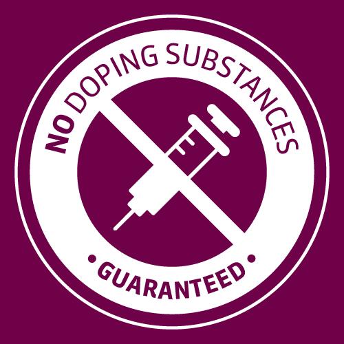 No Doping Substances Siegel